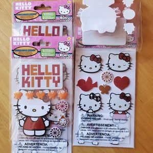 HELLO KITTY♡Dimensional Stickers